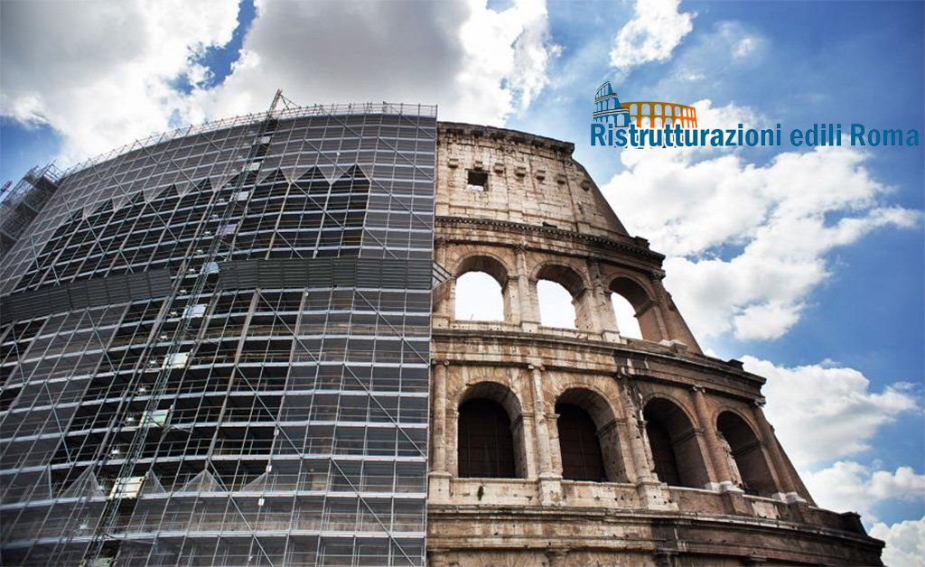 Ristrutturazioni edilizia Roma