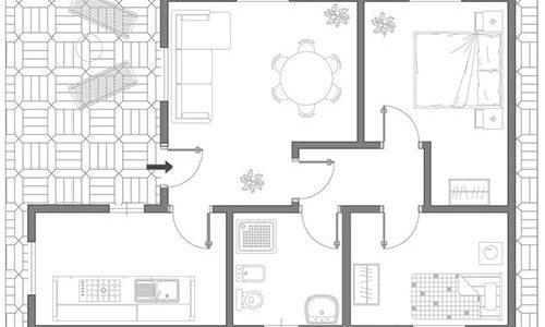 Offerta Ristrutturazione Appartamento Roma 60 mq